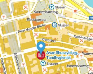 kontakt tandhygienist i Vaxholm